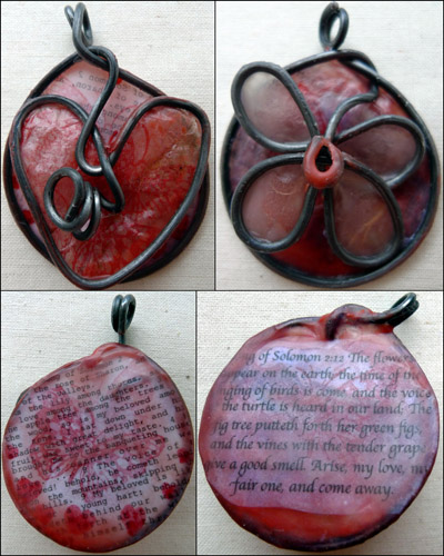 Solomon pendants Maike's Maraviglia