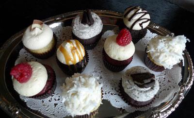 The Sugar Path Mini-Cupcakes