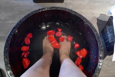 soak at Well Polished
