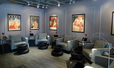spa treatment at Well Polished