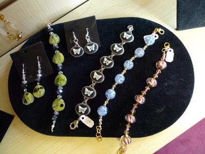 Bracelets at Aurora Rose