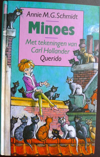 Minoes boek