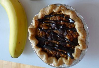 cowboy pie from Geneva's The Sugar Path
