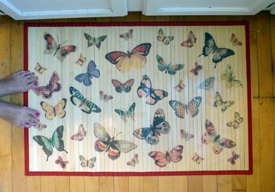 Butterflymat