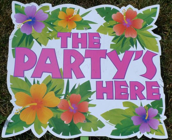 partysign