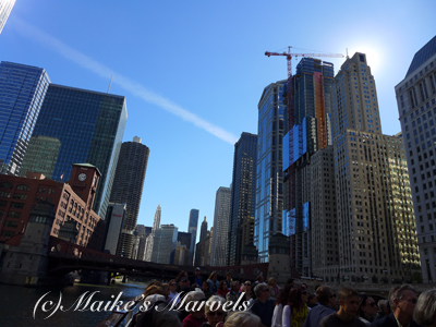 chicago boat tour scenery – maike's marvels