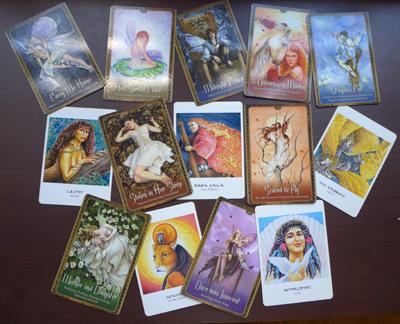 GoddessFairycards