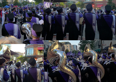 NorthwesternMarchingBand