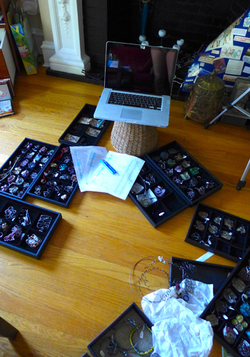 inventorying