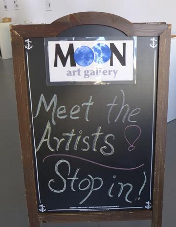 MoonArtSign