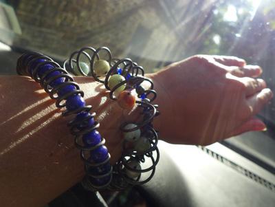 shiny bangles