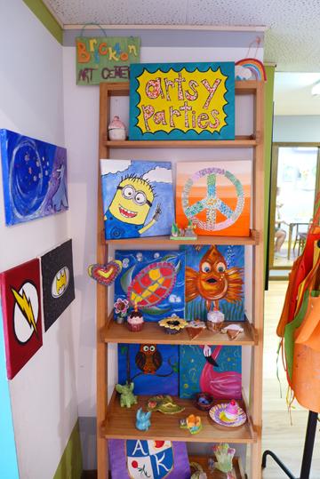 ArtParties