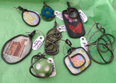 TCC pendants