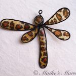 Maike's Marvels Dragonfly Ornament